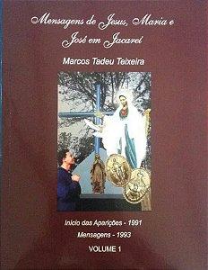 LIVRO DE MENSAGENS- VOLUME 1- ANO 1993