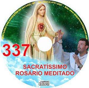 CD ROSÁRIO MEDITADO 337