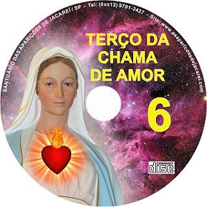 CD TERÇO DA CHAMA DE AMOR 06