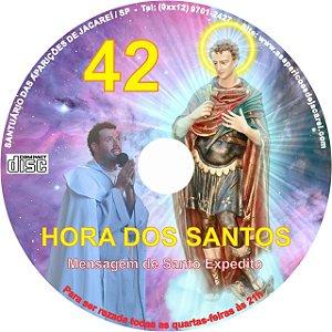 CD HORA DOS SANTOS 42