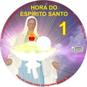 CD HORA DO ESPÍRITO SANTO 01