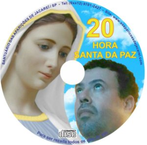 CD SANTA HORA DA PAZ 020