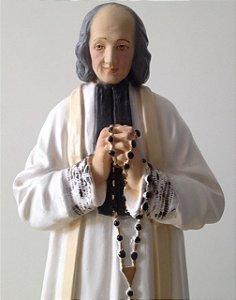 IMAGEM SÃO JOÃO MARIA VIANNEY (CURA D'ARS)
