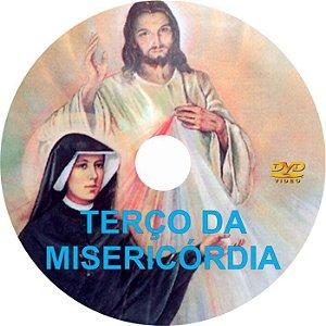 DVD ILUSTRADO- TERÇO DA MISERICÓRDIA