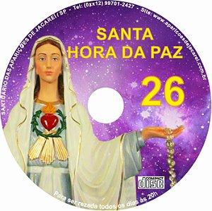 CD SANTA HORA DA PAZ 026