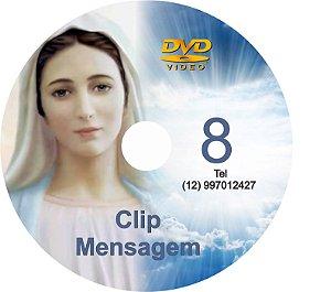 DVD CLIPS DE MENSAGENS DE NOSSA SENHORA 8
