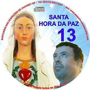 CD SANTA HORA DA PAZ 013