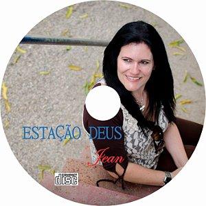 ESTAÇÃO DEUS - JEAN.  CDS MUSICA CATÓLICA