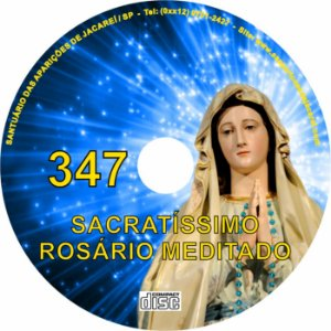CD ROSÁRIO MEDITADO 347