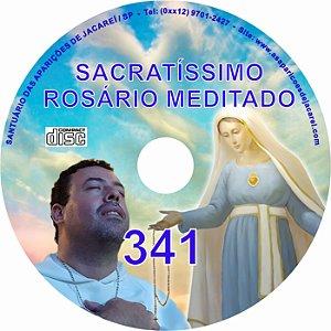 CD ROSÁRIO MEDITADO 341