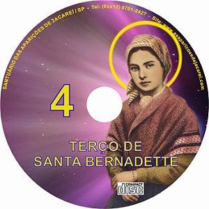 CD TERÇO DE SANTA BERNADETTE 4