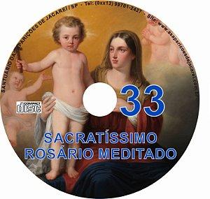 CD ROSÁRIO MEDITADO 033