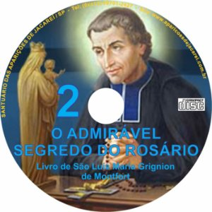 CD O ADMIRAVEL SEGREDO DO ROSÁRIO 2