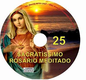 CD ROSÁRIO MEDITADO 025