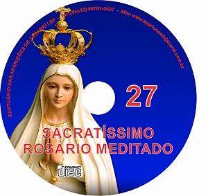 CD ROSÁRIO MEDITADO 027