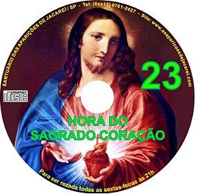 CD HORA DO SAGRADO CORAÇÃO 23