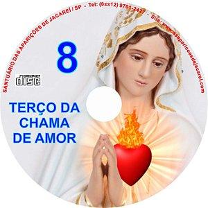 CD TERÇO DA CHAMA DE AMOR 08