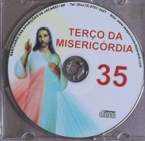 CD TERÇO DA MISERICÓRDIA - PROMOÇÃO