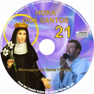 CD HORA DOS SANTOS 21