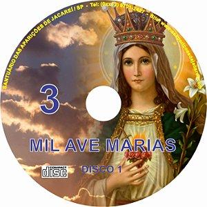 CDS DAS MIL AVE MARIAS 3