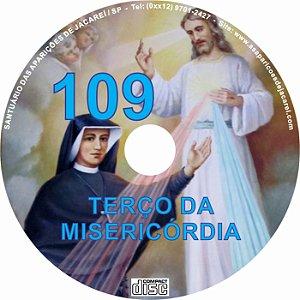 CD  TERÇO DA MISERICÓRDIA 109