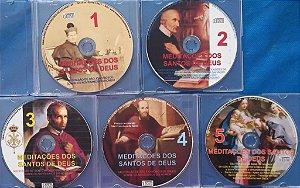 CDS DE MEDITAÇÕES DOS SANTOS