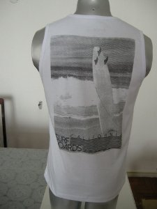 Camiseta Regata Surf Boards