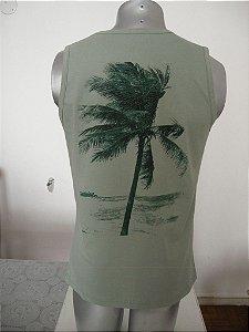 Camiseta Regata Coqueiro