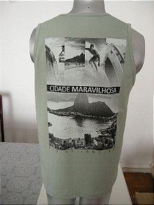 Camiseta Regata Cidade Maravilhosa