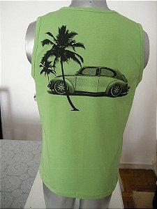 Camiseta Regata Fusca