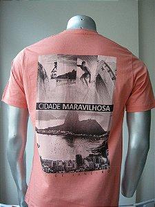 Camisa de Malha (Penteada 30.1)  - Cidade Maravilhosa