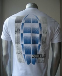 Camisa de Malha (Penteada 30.1)  - Special Board
