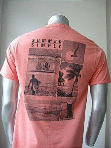 Camisa de Malha (Penteada 30.1)  - Summer Simply