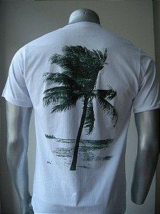 Camisa de Malha (Penteada 30.1)  - Coqueiro