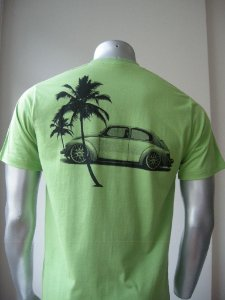 Camisa de Malha (Penteada 30.1)  - Fusca