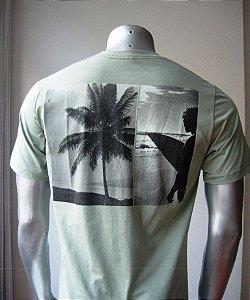 Camisa de Malha (Penteada 30.1)  - Coqueiro Prancha
