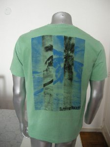 Camisa Estonada - Summer Beach