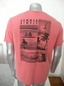 Camisa Estonada - Summer Simply