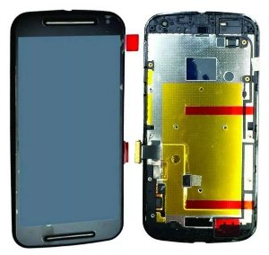 Frontal Display LCD Motorola Moto G2