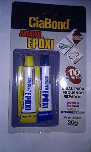 Cola Epóxi-Ciabond
