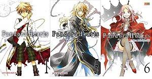 PANDORA HEARTS MANGA - PANINI
