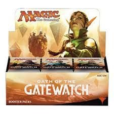 BOOSTER BOX MTG UN