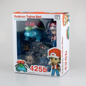 POKEMON TRAINER RED 425b