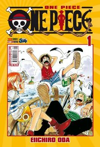 MANGA ONE PIECE - PANINI