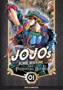 JOJO'S BIZARRE ADVENTURE - PHANTON BLOOD - PANINI