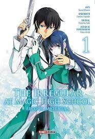 THE IRREGULAR AT MAGIC HIGH SCHOOL -ARCO DA MATRICULA-  PANINI -