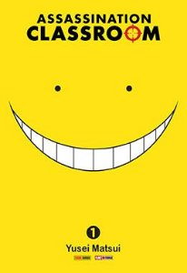 ASSASSINATION CLASSROOM - PANINI -
