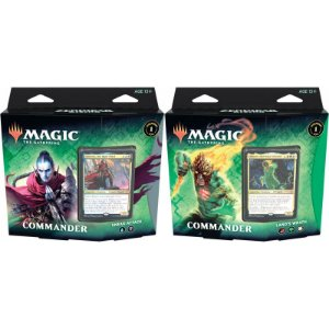 MAGIC THE GATHERING : BUNDLES, DECK PLANESWALKER, DUEL DECKS, COMMANDER