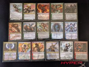 PACK DE CARTAS DE MTG