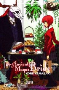 THE ANCIENT MAGUS BRIDE - MANGA - PANINI